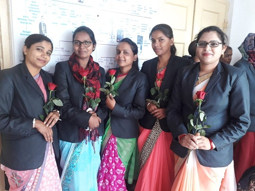Ursuline Girls Higher Secondary School Ambikapur